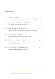Seite 1 geerbt